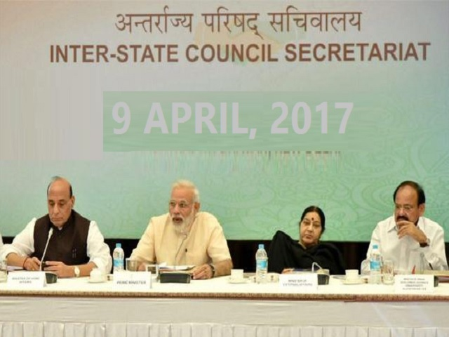 Image result for interstate council meeting 2017