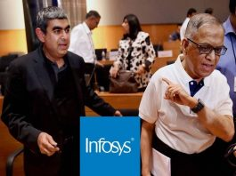 infosys controversy