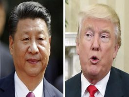 xi jingping trump left for first summit meeting in finland