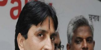 aam aadmi party kumar vishwas