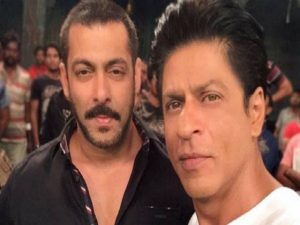 Shahrukh Khan agreed to work with Salman Khan in Tubelight