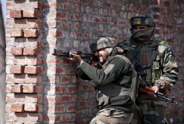 Let module busted in Kashmir